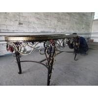 кованые столы КС001