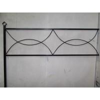 оградки металлические 022