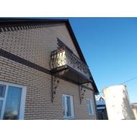 Кованые балконы КБ002