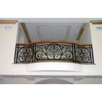 кованые балконы КБ005