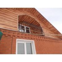 кованые балконы КБ013