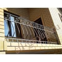 кованые балконы КБ022