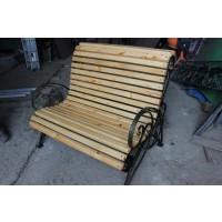 кованые скамейки С013
