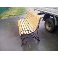 кованые скамейки С014