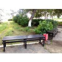 кованые скамейки С015
