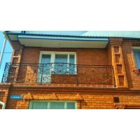 кованые балконы КБ024